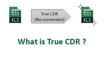 True CDR