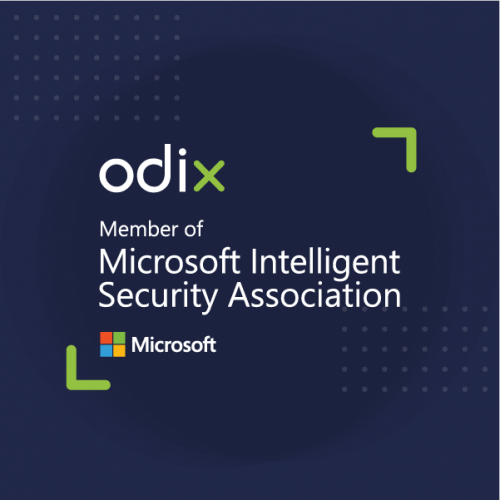 odix joins the Microsoft Intelligent Security Association (MISA) program extending FileWall ™ security logs to Microsoft Azure Sentinel