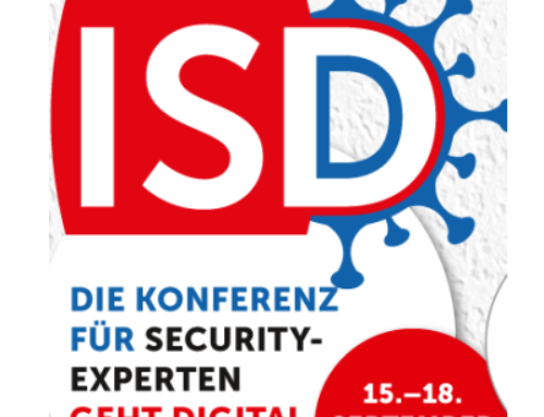 Internet Security Digital Days (ISD) 2020